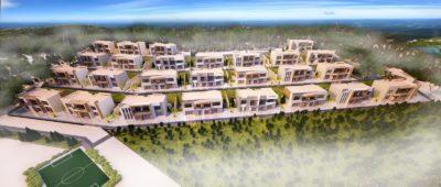 Sapanca Villaları projesi